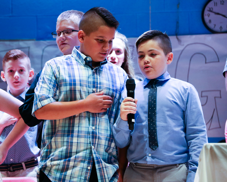 Photo Gallery: Fifth Grade Moving Up Ceremony