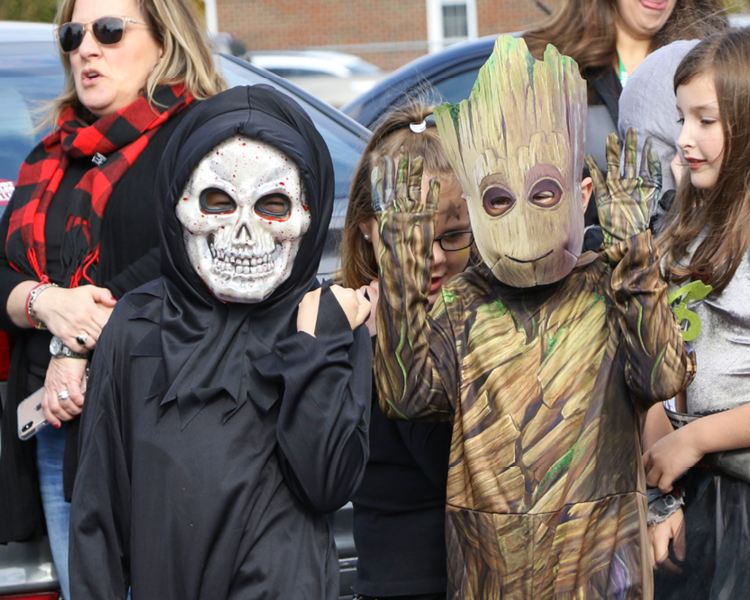 Photo Gallery: Elementary Halloween Parade