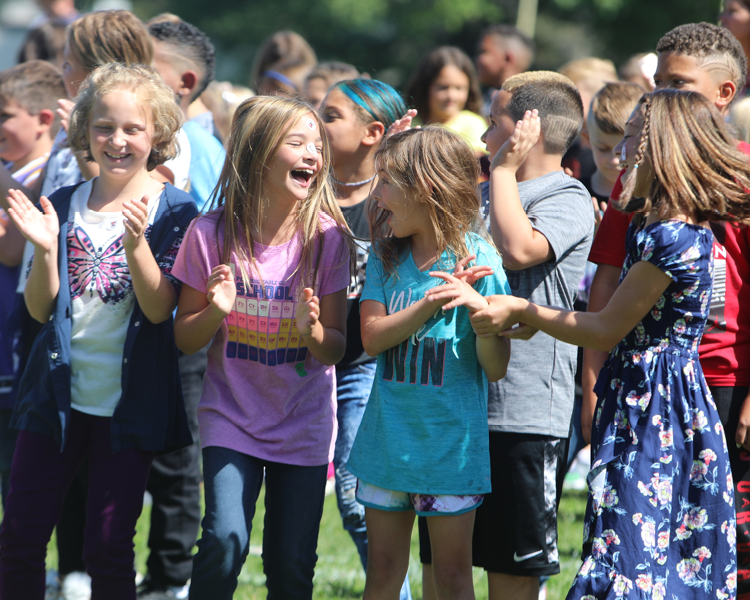 Photo Gallery: Elementary First Day of School Pep Rally
