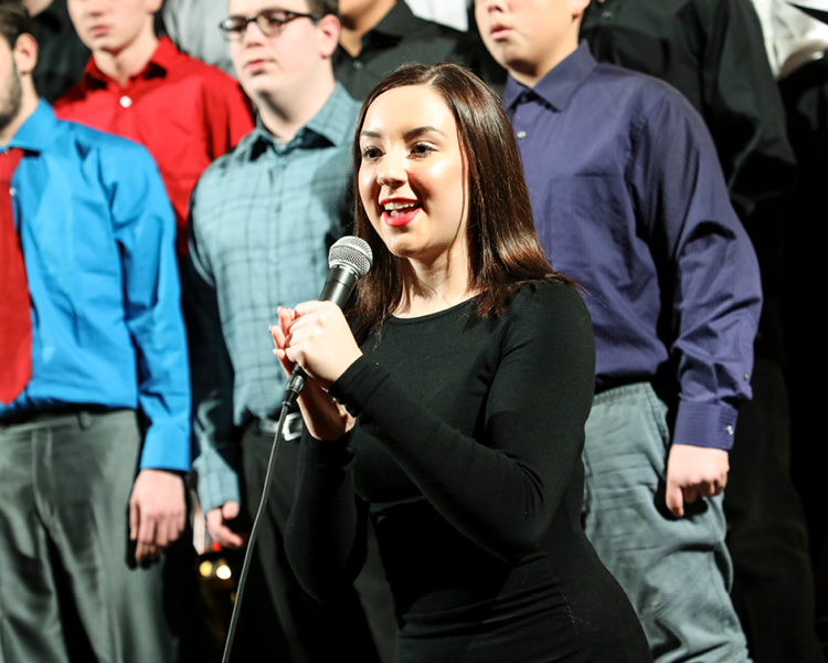 Photo Gallery: F-S Jr./Sr. High School Hosts High School Winter Concert