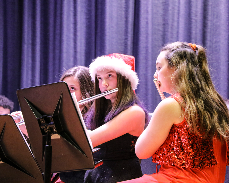 Photo Gallery: F-S Jr./Sr. High School Hosts Middle School Winter Concert