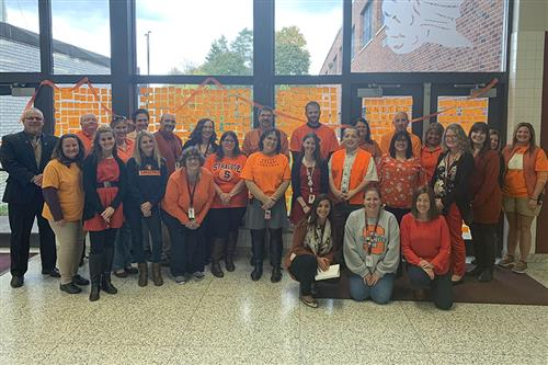 Unity Day MS HS Staff