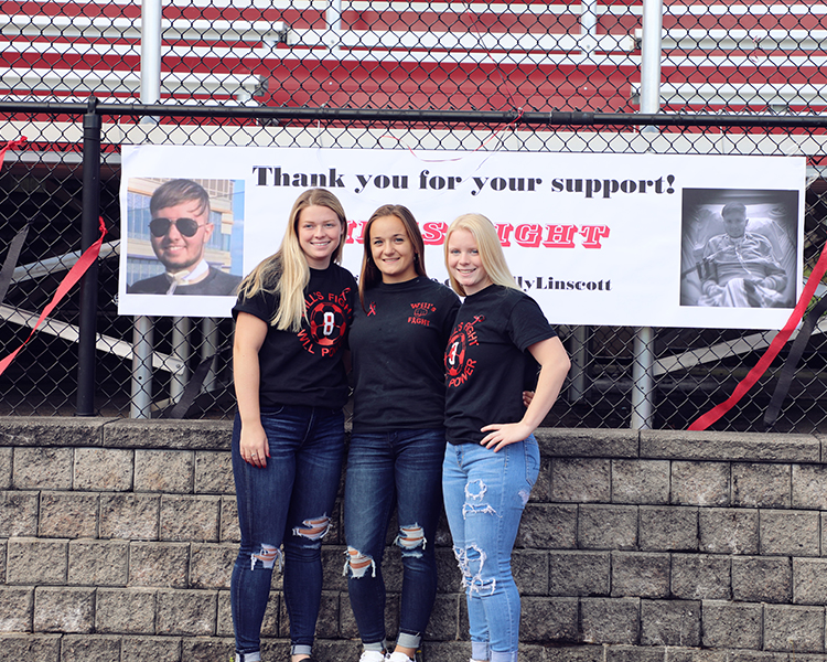 Photo Gallery: Annual Will's Fight Day Held at Frankfort-Schuyler to Honor Senior Willy Linscott