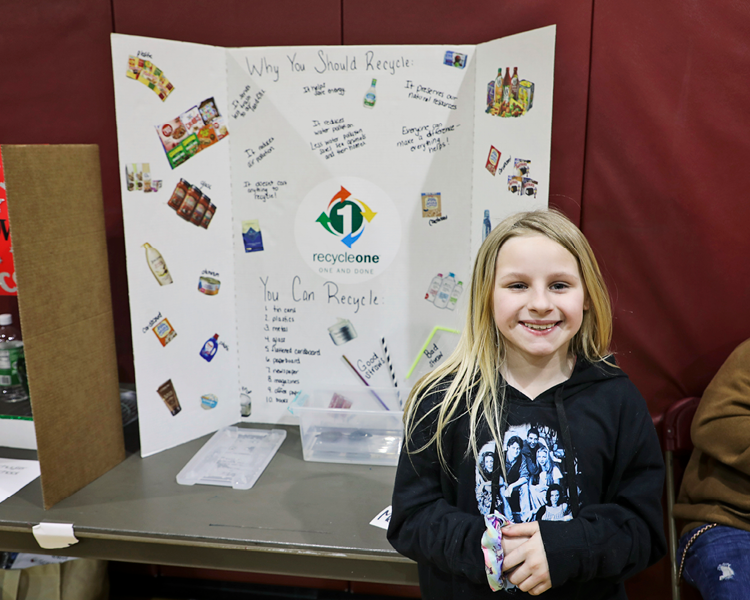 Photo Gallery: Frankfort-Schuyler Elementary Students Show Their Smarts in Science Fair