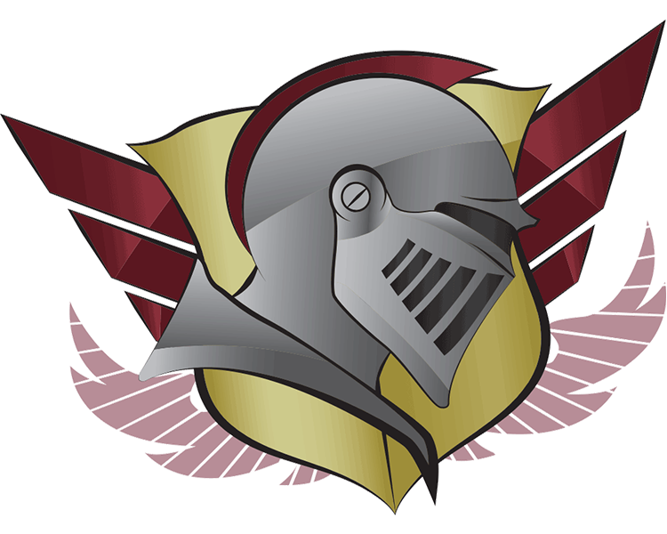 Knights Head Logo